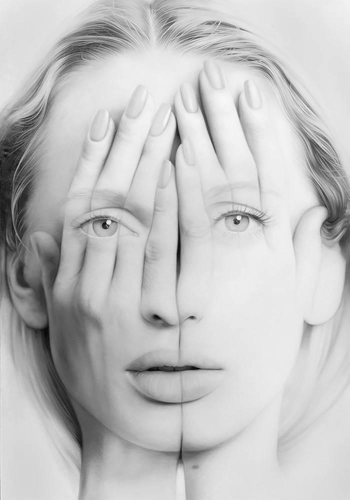 фотореалистични картини на Тигран Цитогджиян