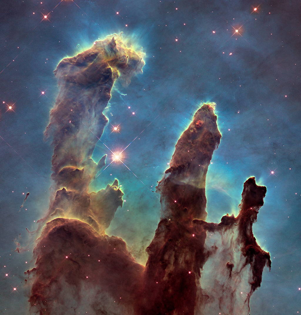 Снимка/NASA,ESA