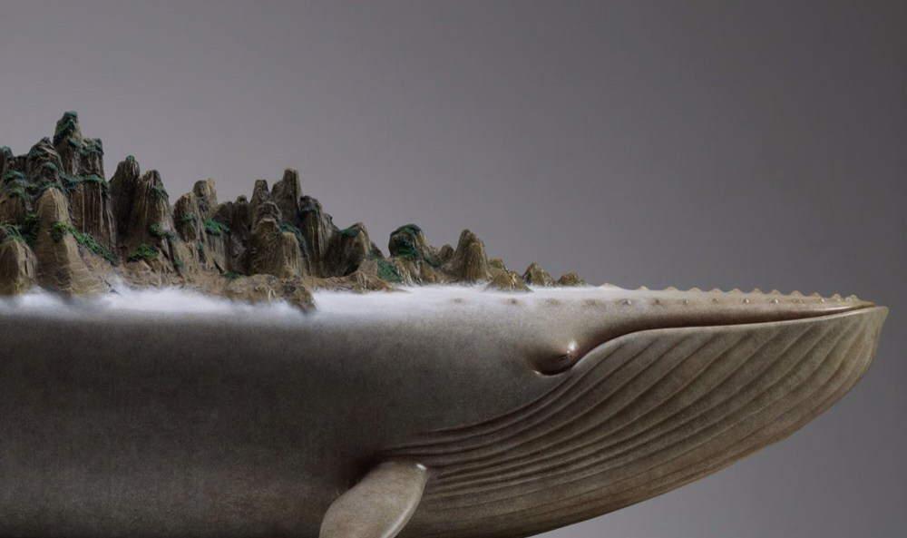 скулптури на Уанг Руилин