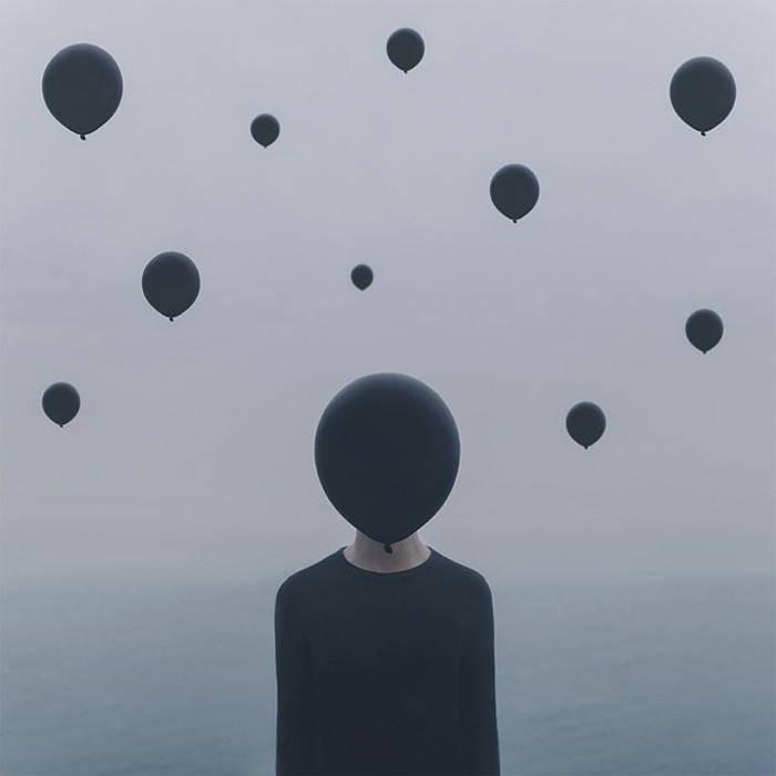 сюрреалистични снимки на Габриел Айзък