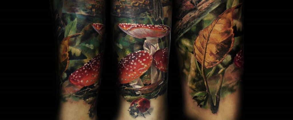 татуировка от Иван Юг