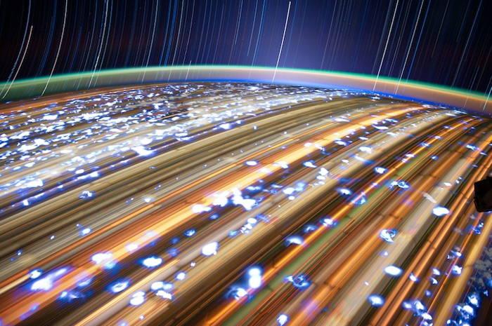 Снимка/Дон Петит, НАСА