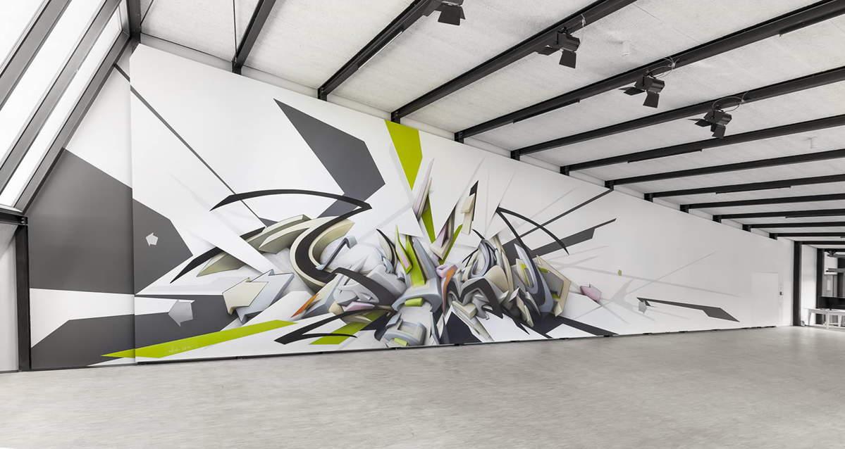 графити на DAIM