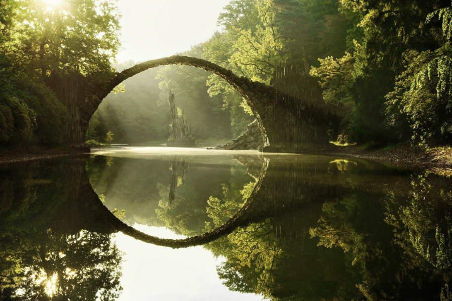 европейски пейзажи на фотографа Килиан Шьонберг