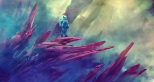 дигитална илюстрация от Силвейн Сарайл
