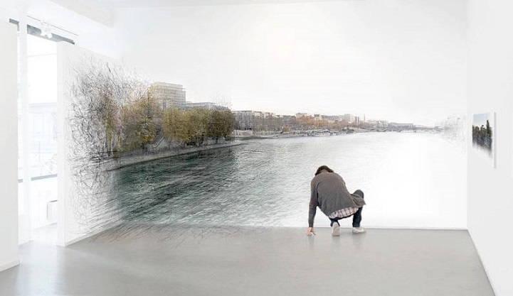 пейзажи от Бертранд Флашот