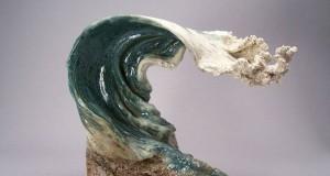 скулптури на вълни