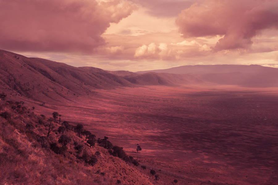 сюрреалистичните пейзажи на Танзания