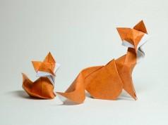 оригами от Хоанг Тиен Куйет