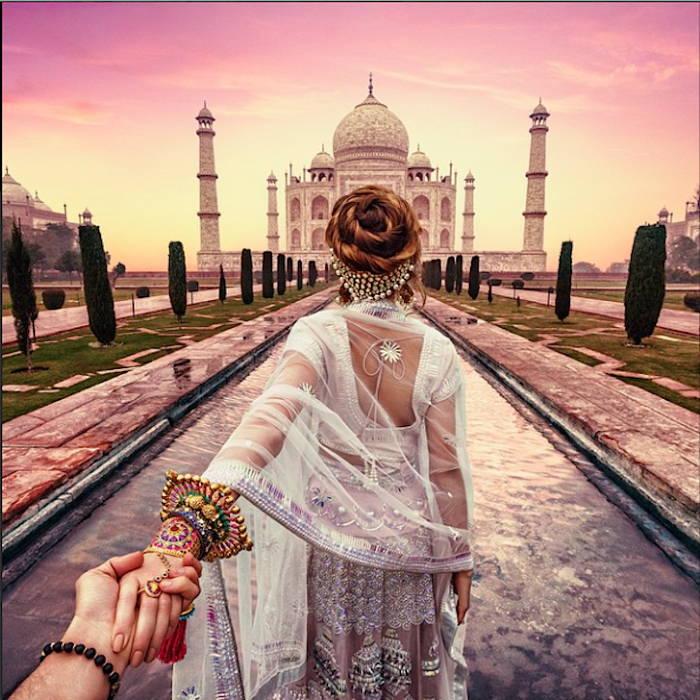 """Серията """"Follow me"""" в Индия"""