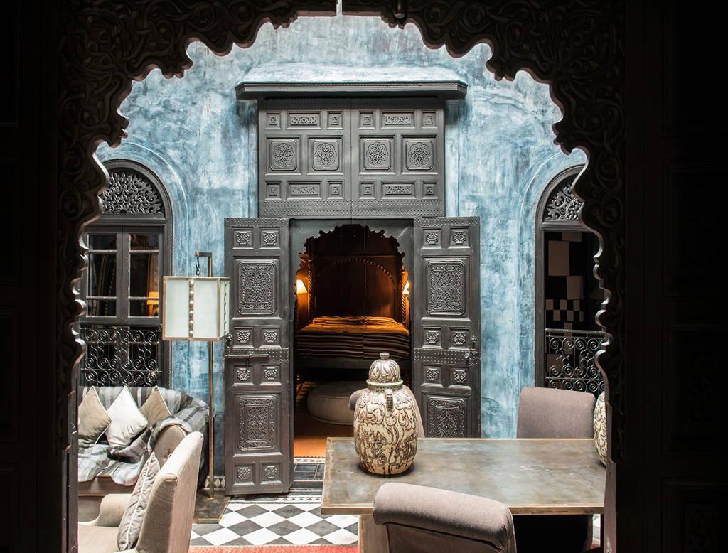 Риад Дар Дарма в Мароко