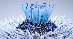 красиви скулптури на цветя
