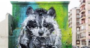 животни от отпадъци на Артър Бордало
