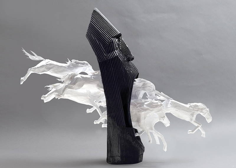 скулптури, вдъхновени от различни битове и култури
