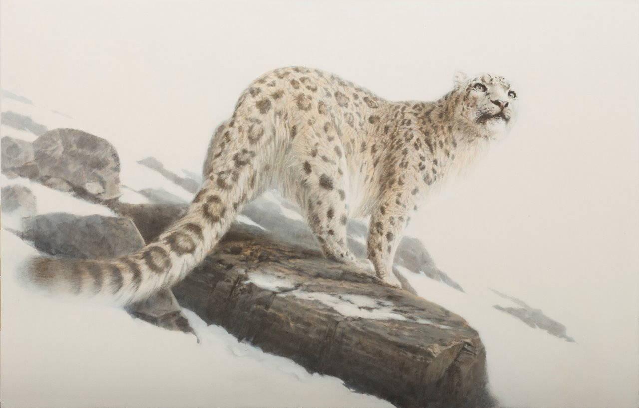 дивата природа в картините на Ацу Харада