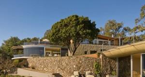 Крайбрежна къща в Калифорния