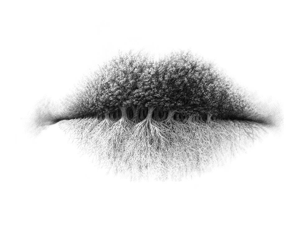 рисунка на устни