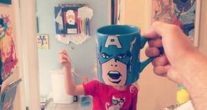 чаши със супер герои