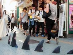 творби по улиците на Япония