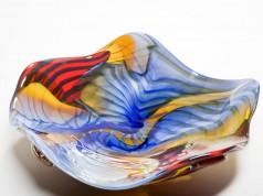 стъклени творби на Питър Лейтън