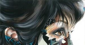 машъп портрети на супергерои и момичета