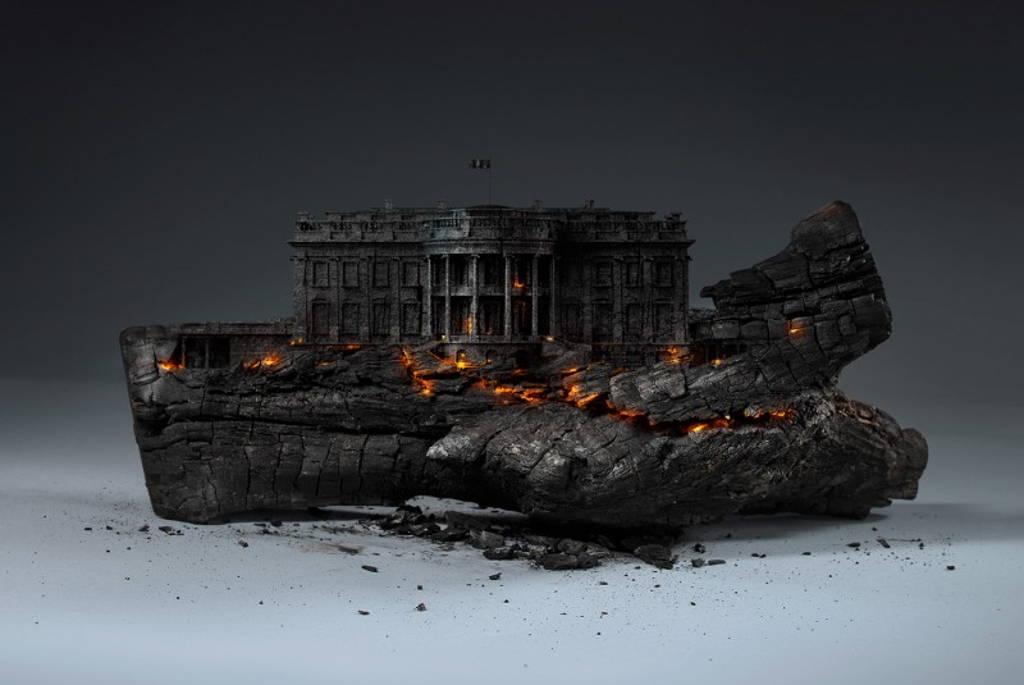 разрухата на Америка от Майк Кампау