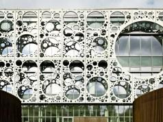 Техническият факултет на SDU, проектиран от C.F. Moller Architects