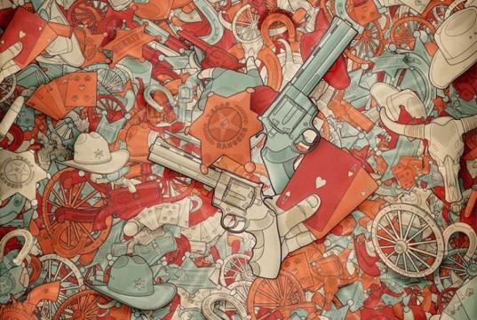 илюстрации от Джуилхерме Маркони