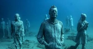 подводен музей в Испания