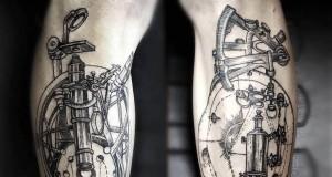 татуировки вдъхновени от мистицизъм